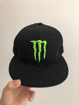 🚚 [特價中]Monster cap 魔爪 棒球帽