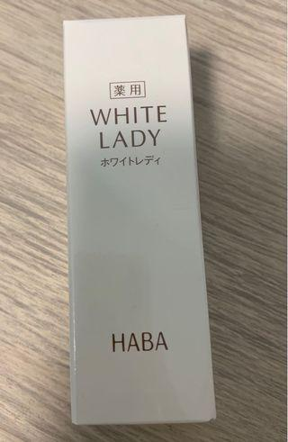 HABA White Lady