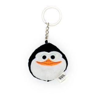 DreamWorks KouKou Plush Keychain - Skipper (Penguins of Madagascar)