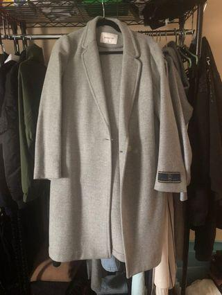 Grey Babaton Steadman Coat