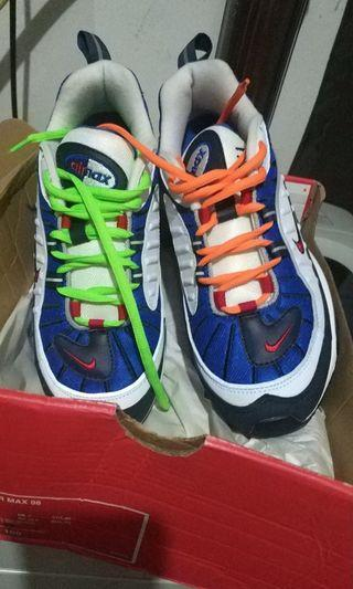 Sepatu Nike Air Max 98 Gundam Breathable Men Shoes -  Mirror Quality