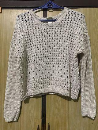 H&M Conscious Collection Knitted Pull over