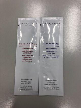 Acca Kappa Body Cream