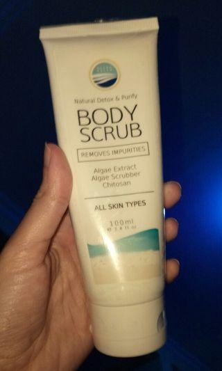 Body Scrub Ocean Fresh