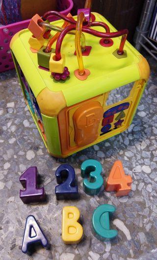 六合一 益智玩具 6 in 1 kid's toy