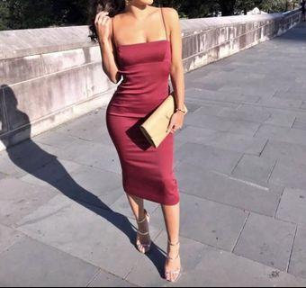 Misha Collection - Sara Midi Dress