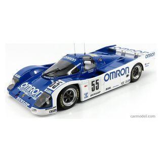 1:18 Porsche 962C #55 Ignition Model