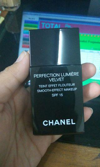Chanel Perfection Lumiere Velvet Foundation