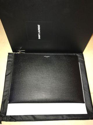 Saint Laurent ysl document case pouch clutch 袋
