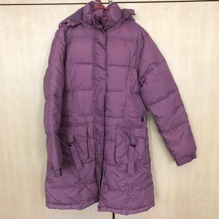 🚚 Winter Jacket freeze zone