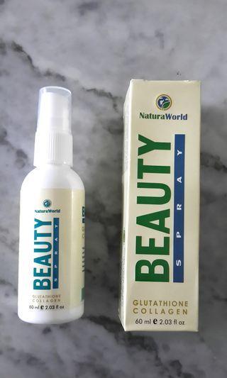 DISKON! Natura World Beauty Spray Original
