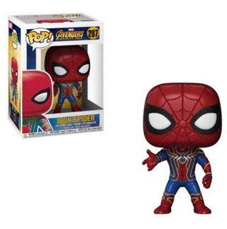 🇺🇸 Funko POP! Marvel: Avengers Infinity War - Iron Spider Spider-Man 蜘蛛俠
