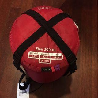 (Negotiable)Gelert Ellen 300 DL Winter Sleeping Bag