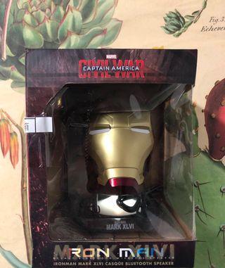 Iron Man 藍芽喇叭