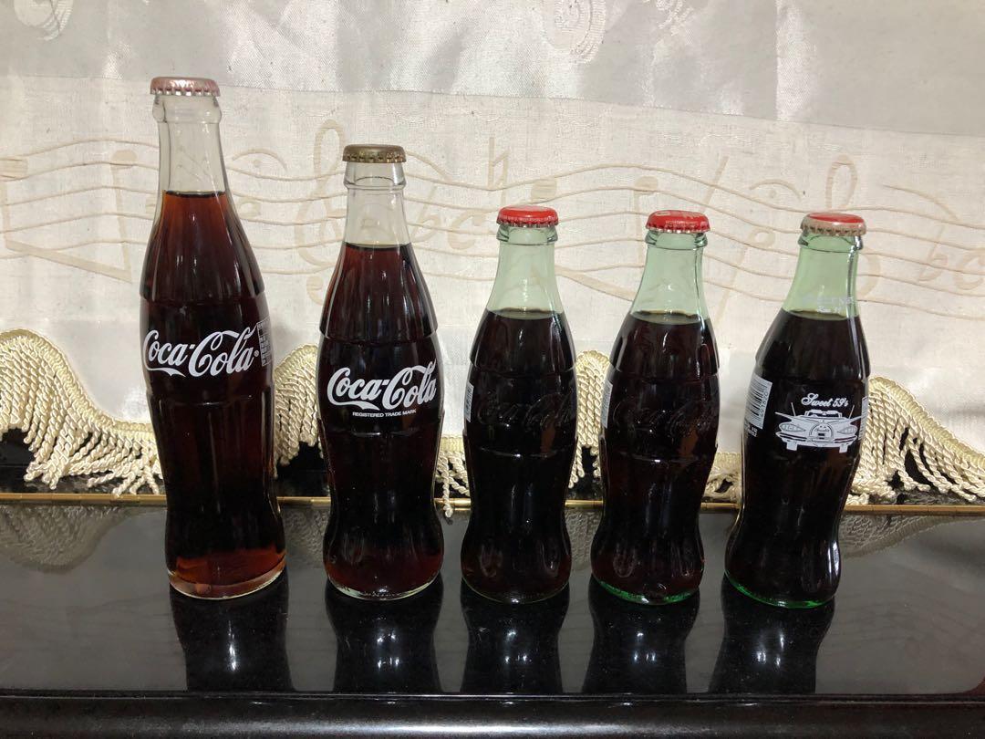 各國樽裝可口可樂