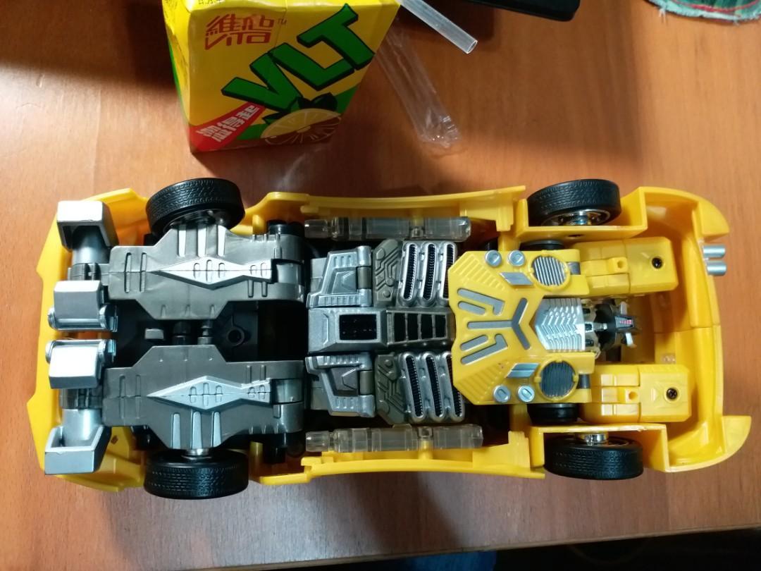 變型金剛 玩具車
