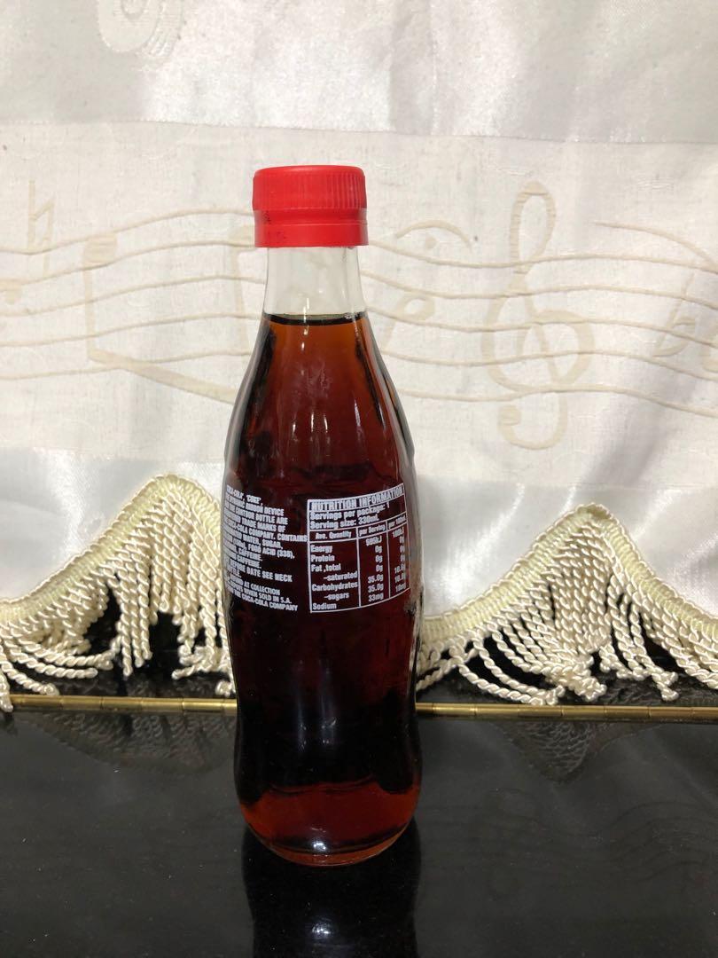 紐西蘭 可口可樂 樽,紅膠蓋頂 33ml