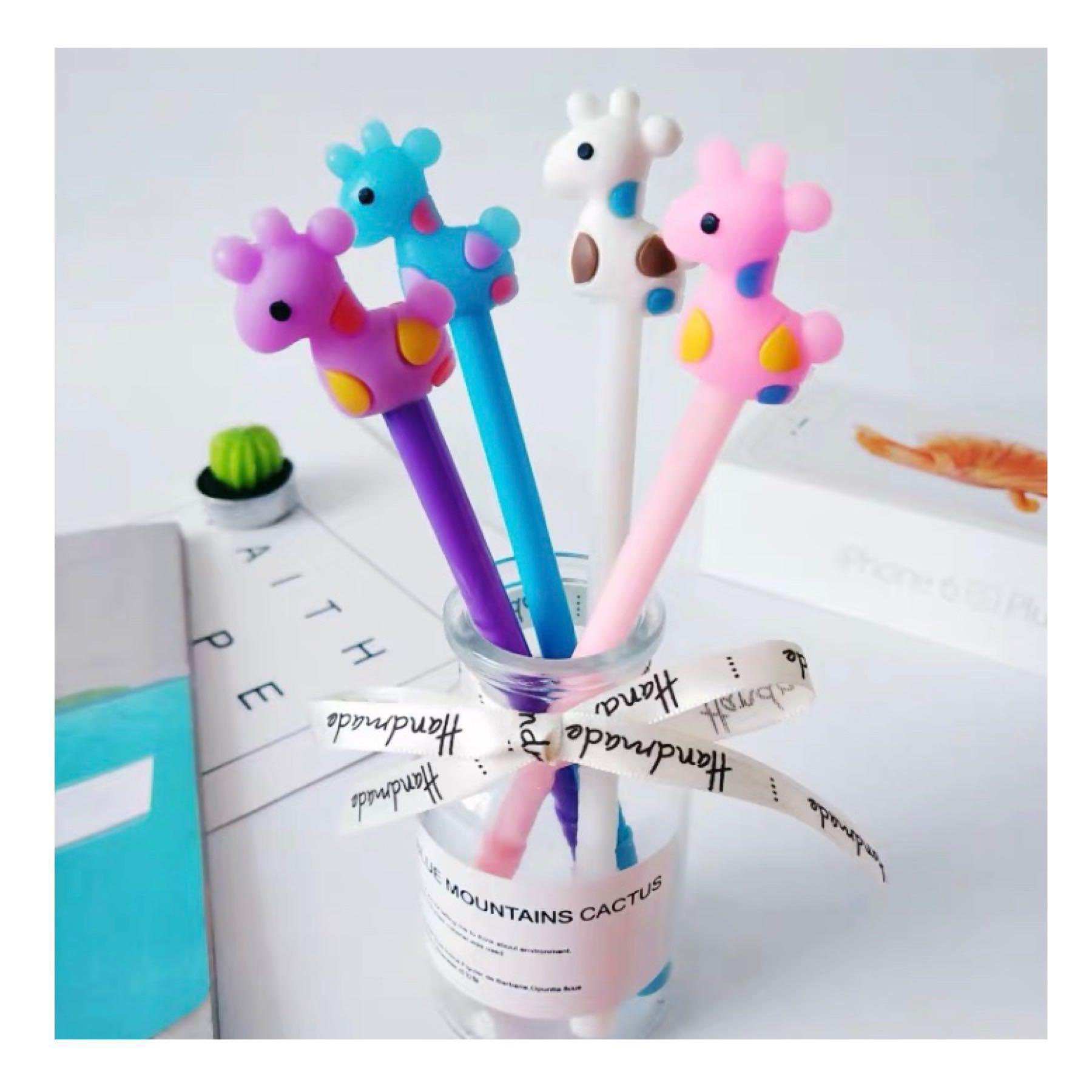 🦒 Giraffe Gel Pen / Adorable Pen