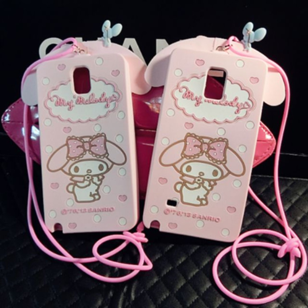 f5bca222d A0006 Instocks My Melody Silicon Mobile Phone Cover Apple IPhone 4 ...