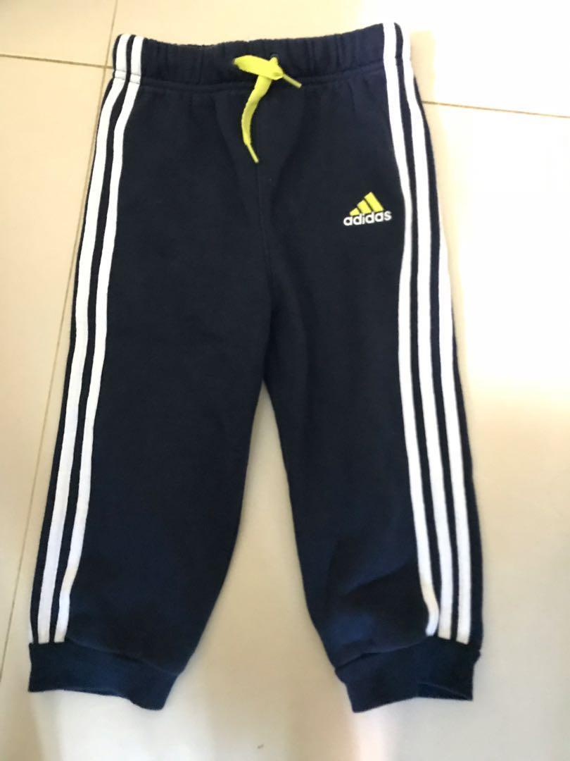 Adidas運動褲/ size 86
