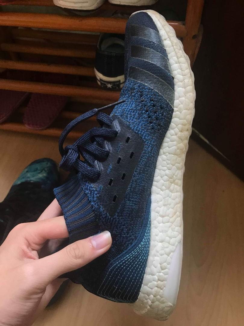Adidas Ultra Boost parley 海洋聯名 US10 二手