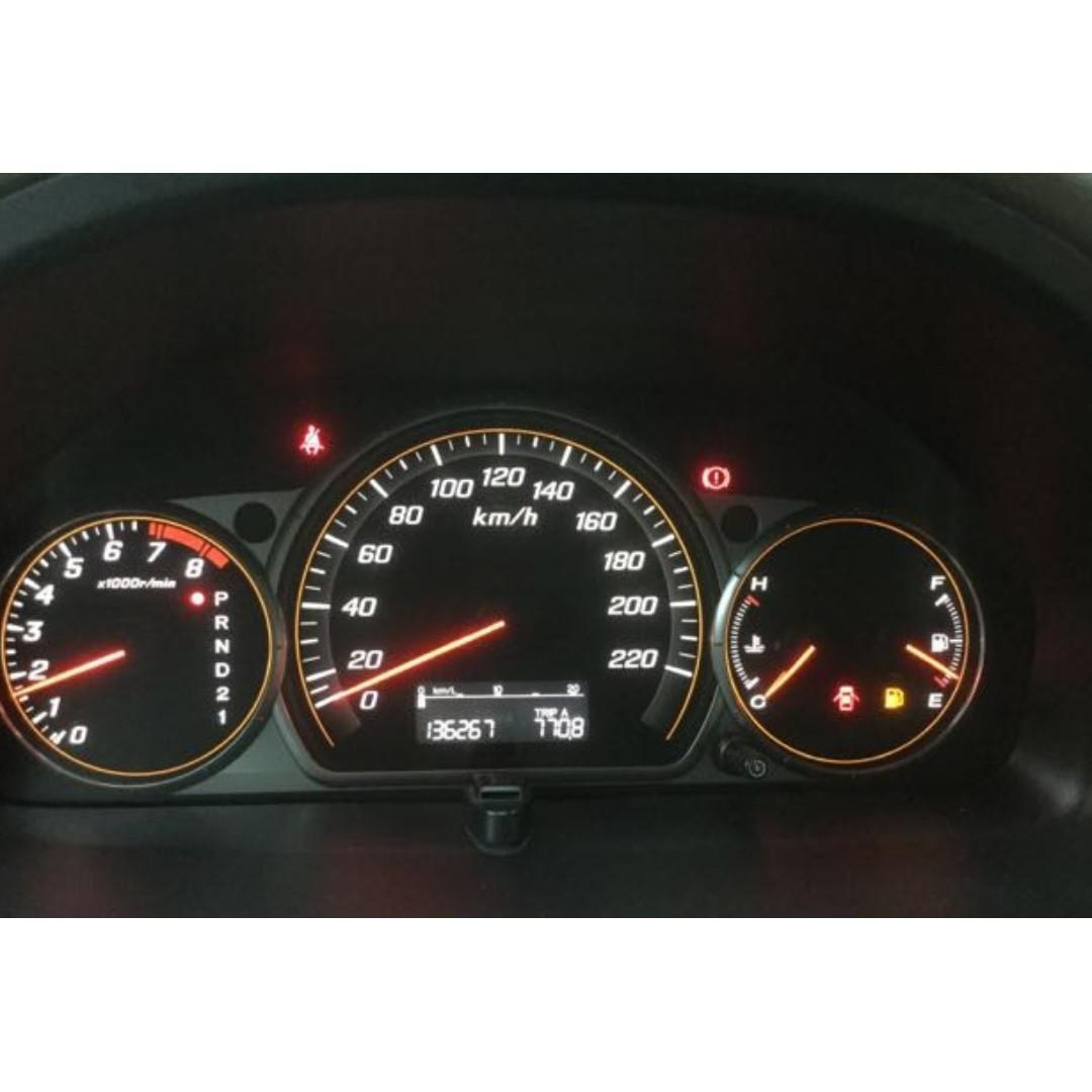 【Anna車庫】HONDA CR-V 2005時尚黑2.0 2WD出遊的好選擇, 旅行車超大的靈活度空間,豪華舒適的座椅