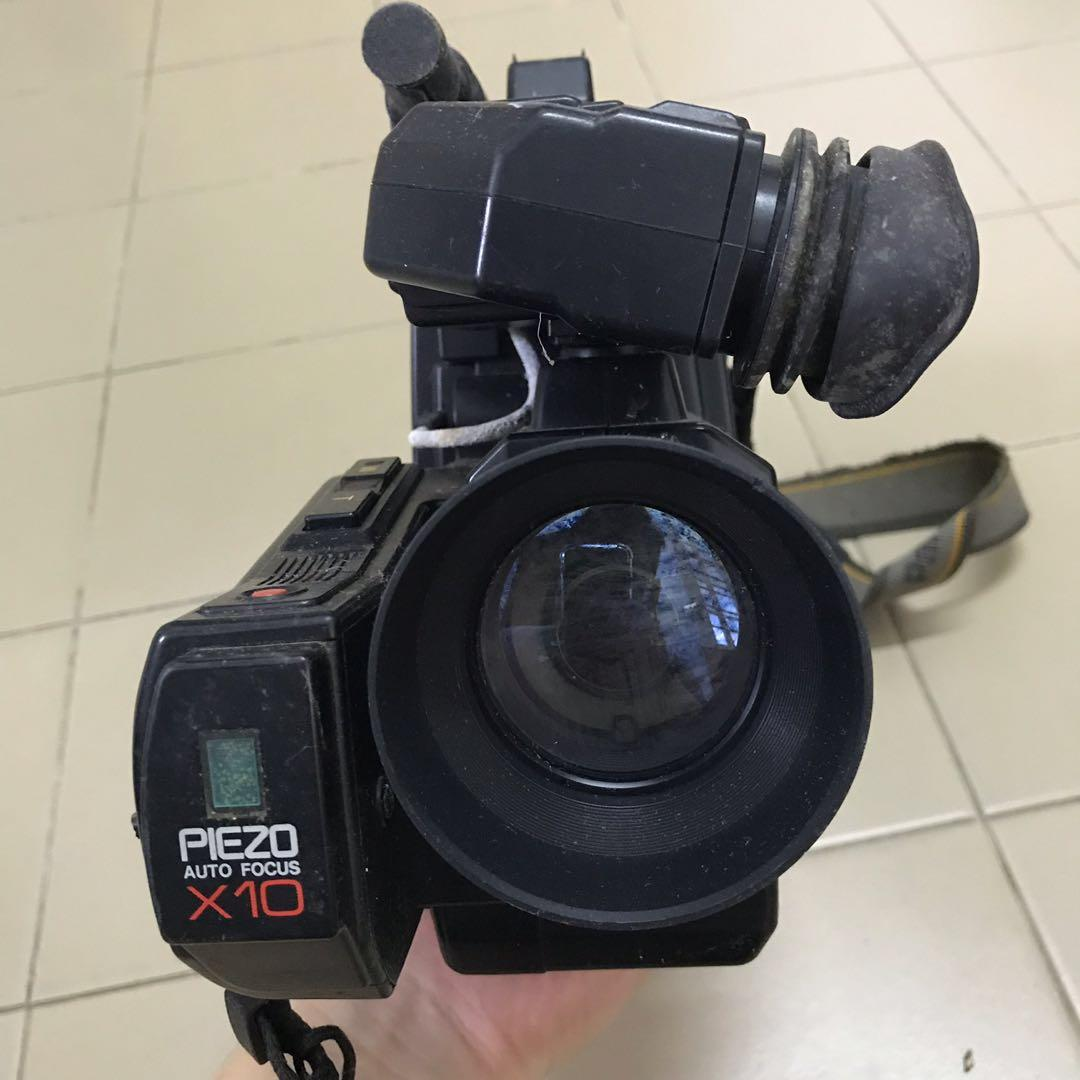 Antique Tape Video Camera Antiques