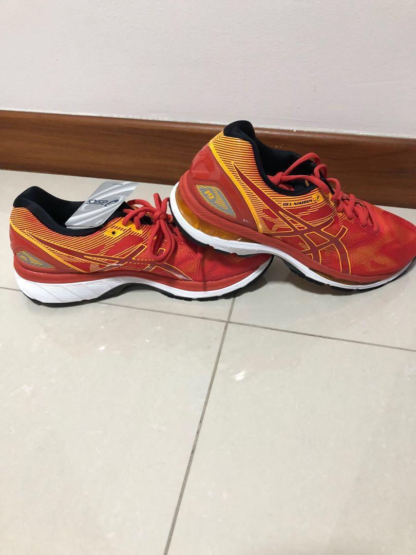 info for d07ff 575b2 Asics Nimbus 19 running shoes