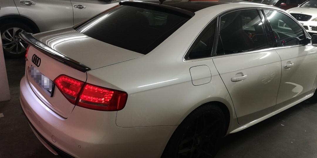 Audi S4 Sedan 3.0 TFSI quattro S tronic Auto