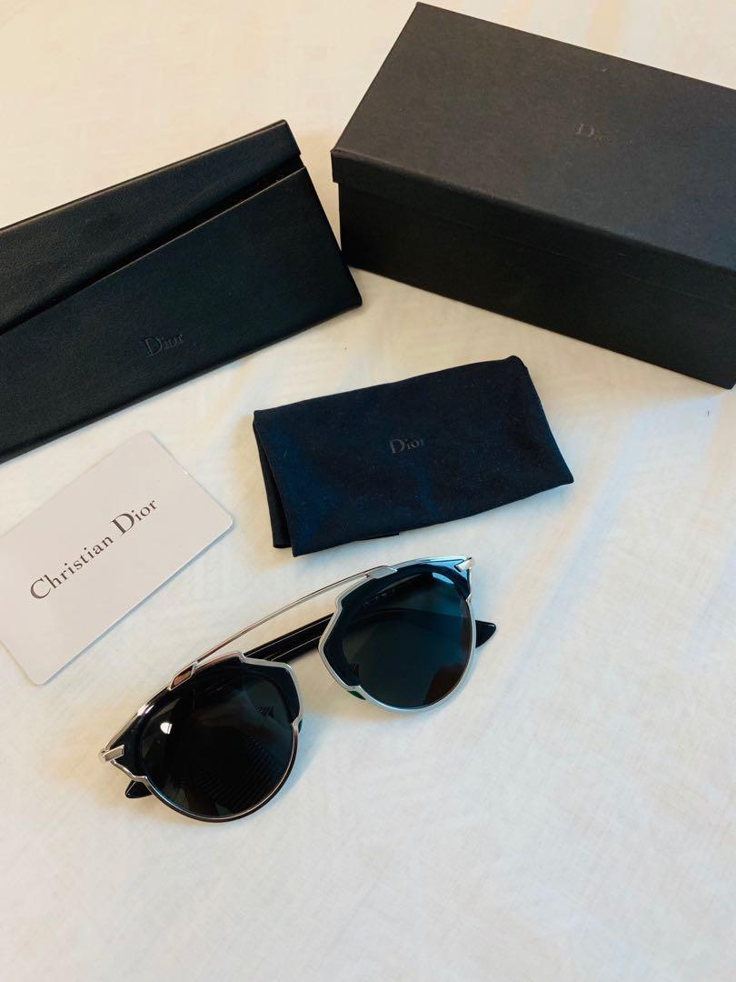 Authentic Dior So Real Sunglasses