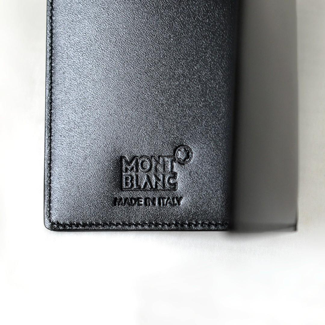 Authentic Montblanc Meisterstück Business Card Holder 107229