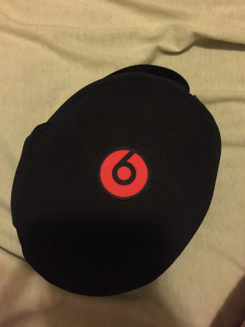 Beats有線耳機 連原裝袋