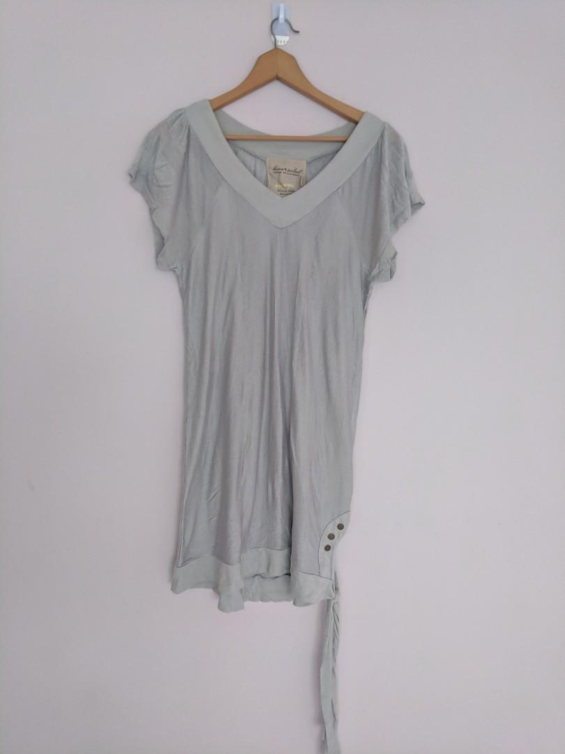 Beau & Soleil Organic Tencel and Organic Cotton Dress