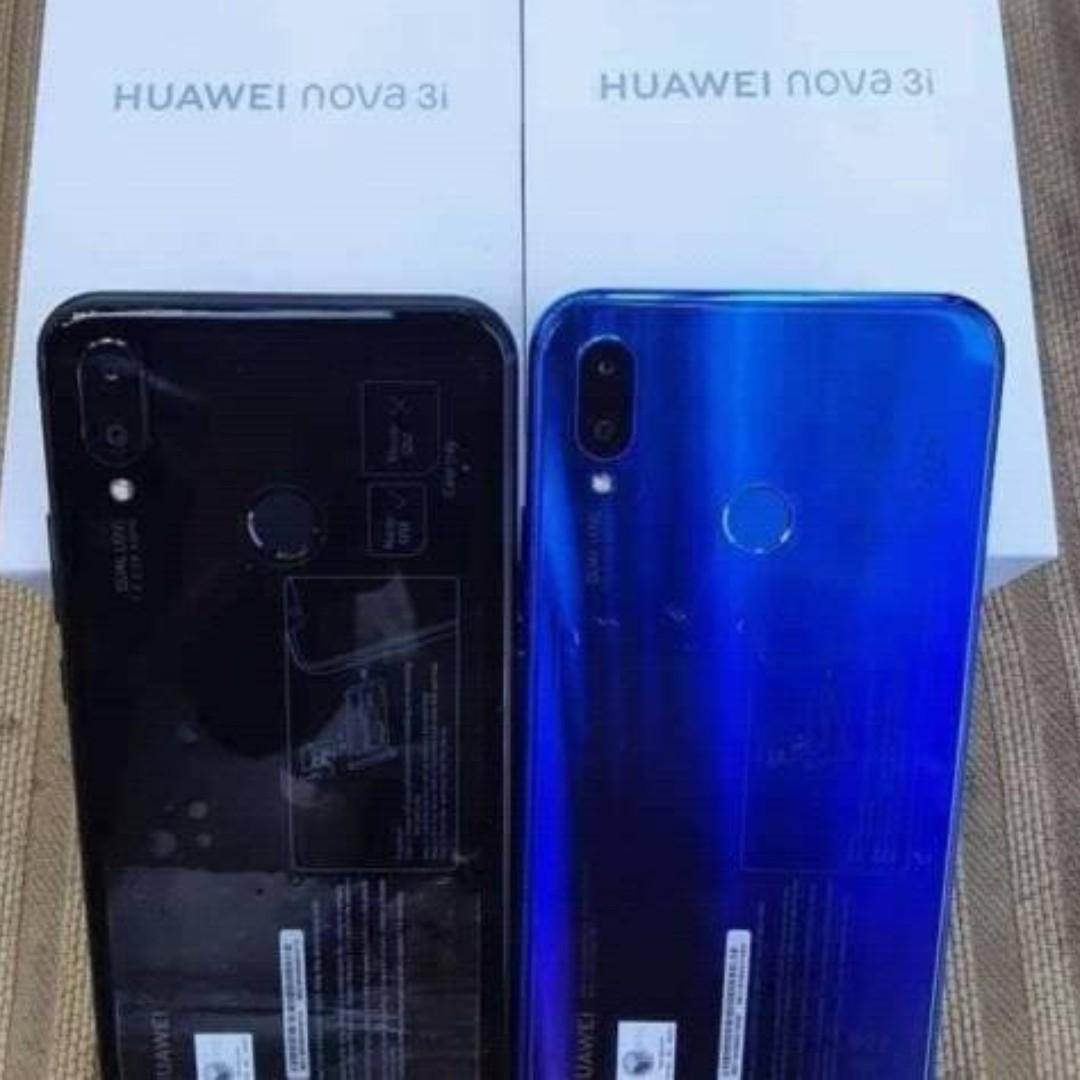 Brand New Original Huawei Nova 3i Installment Phones