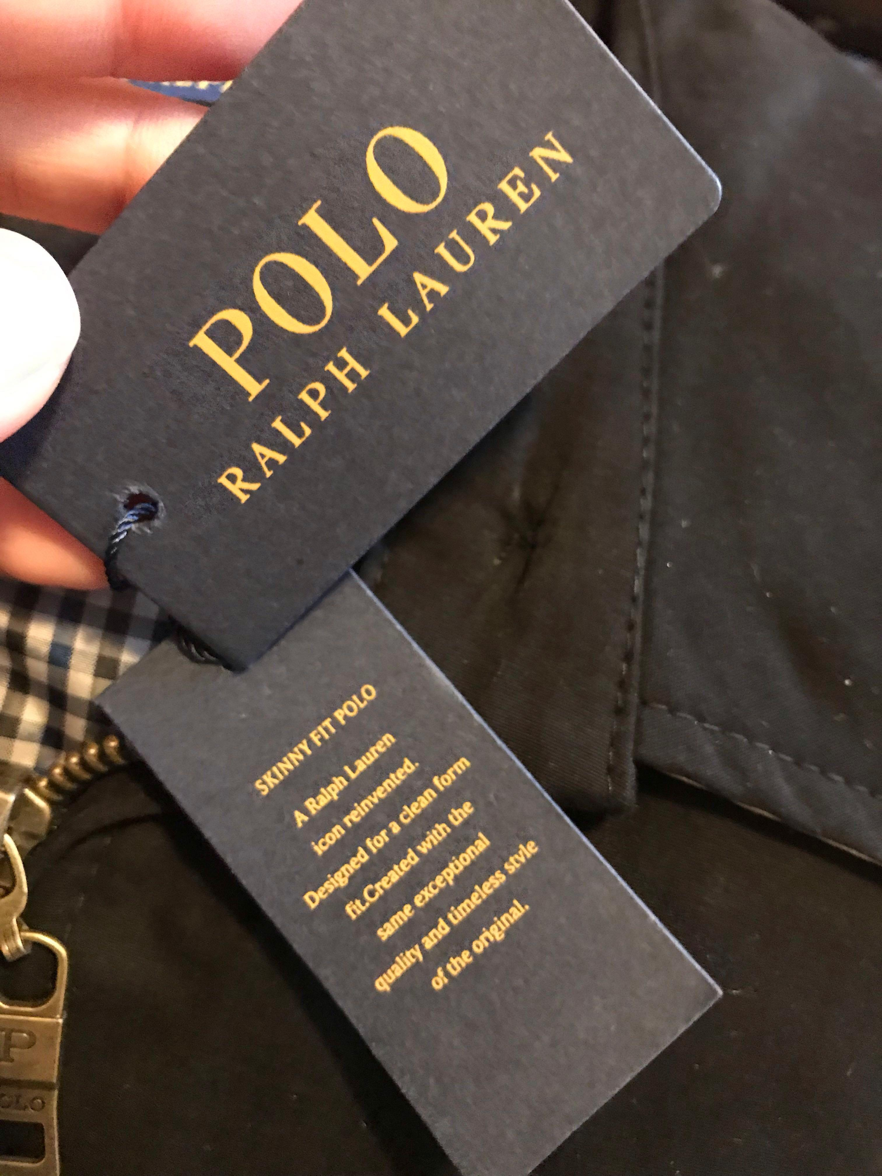 Brand new Ralph Lauren jacket bought from the states