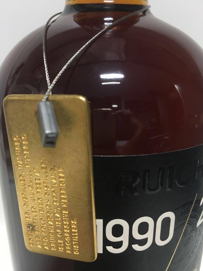 Bruichladdich 1990/27 Rare Cask