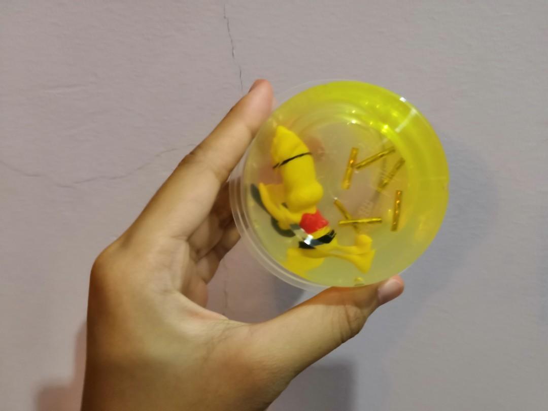 Cartoon slime
