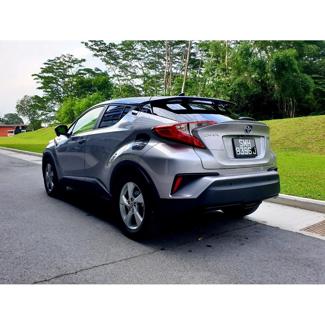 CHR Hybrid 2019 Rental $50 / Day 2 Months Contract Avail 1 Jun
