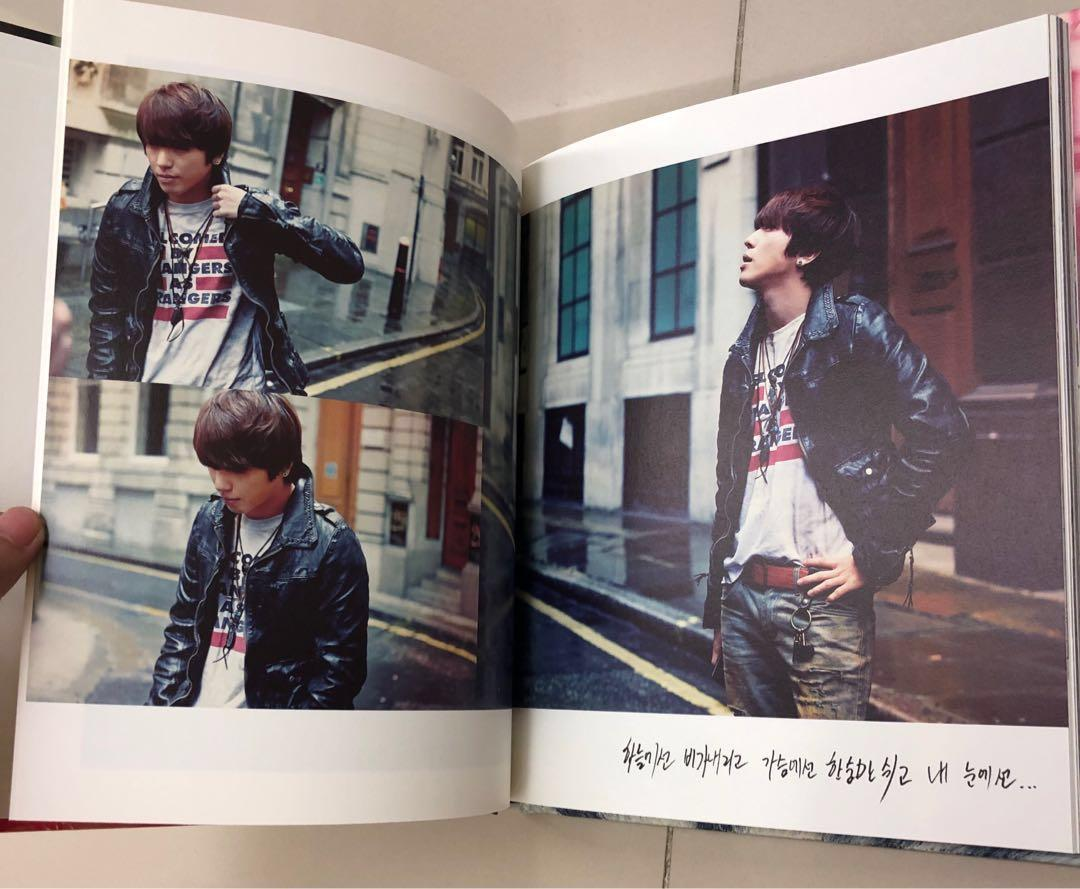 CNBLUE : Special Limited Edition RE: Blue Part 4: Jung Yong Hwa