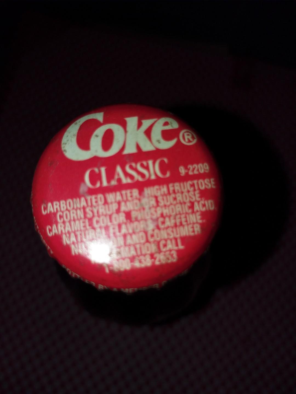 Coca Cola bottle 3 可口可樂