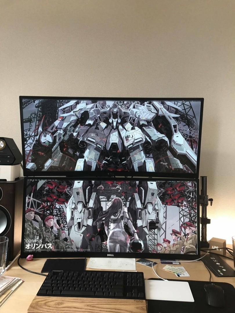 Dell UltraSharp 34 Curved Ultrawide Monitor - U3415W