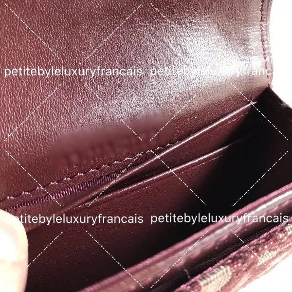 Dior Oblique Saddle Card Holder S5611CTZQ_M928