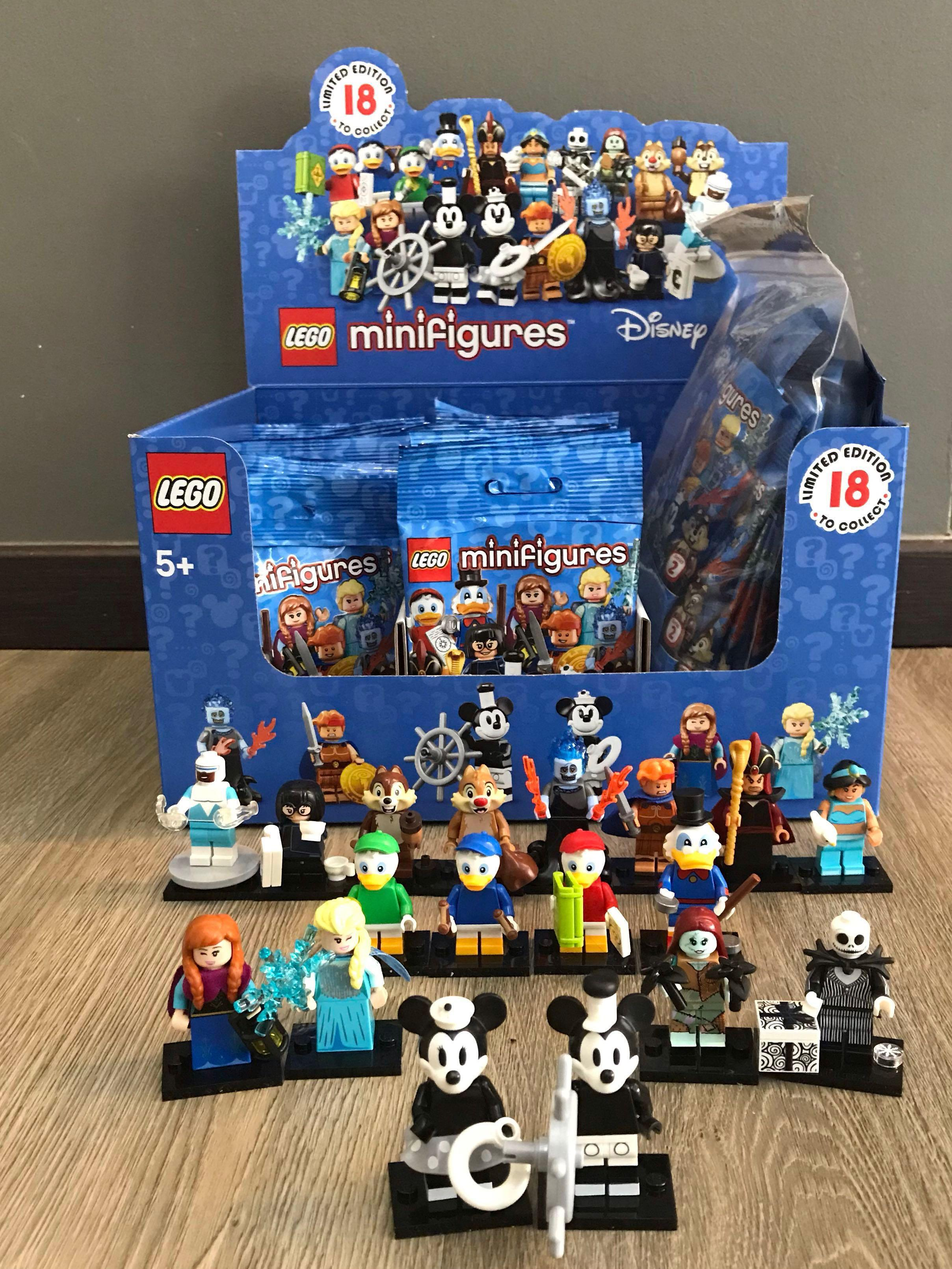 Disney Minifigures series 2 - Enda + Frozone