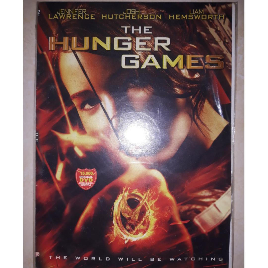 DVD The Hunger Games