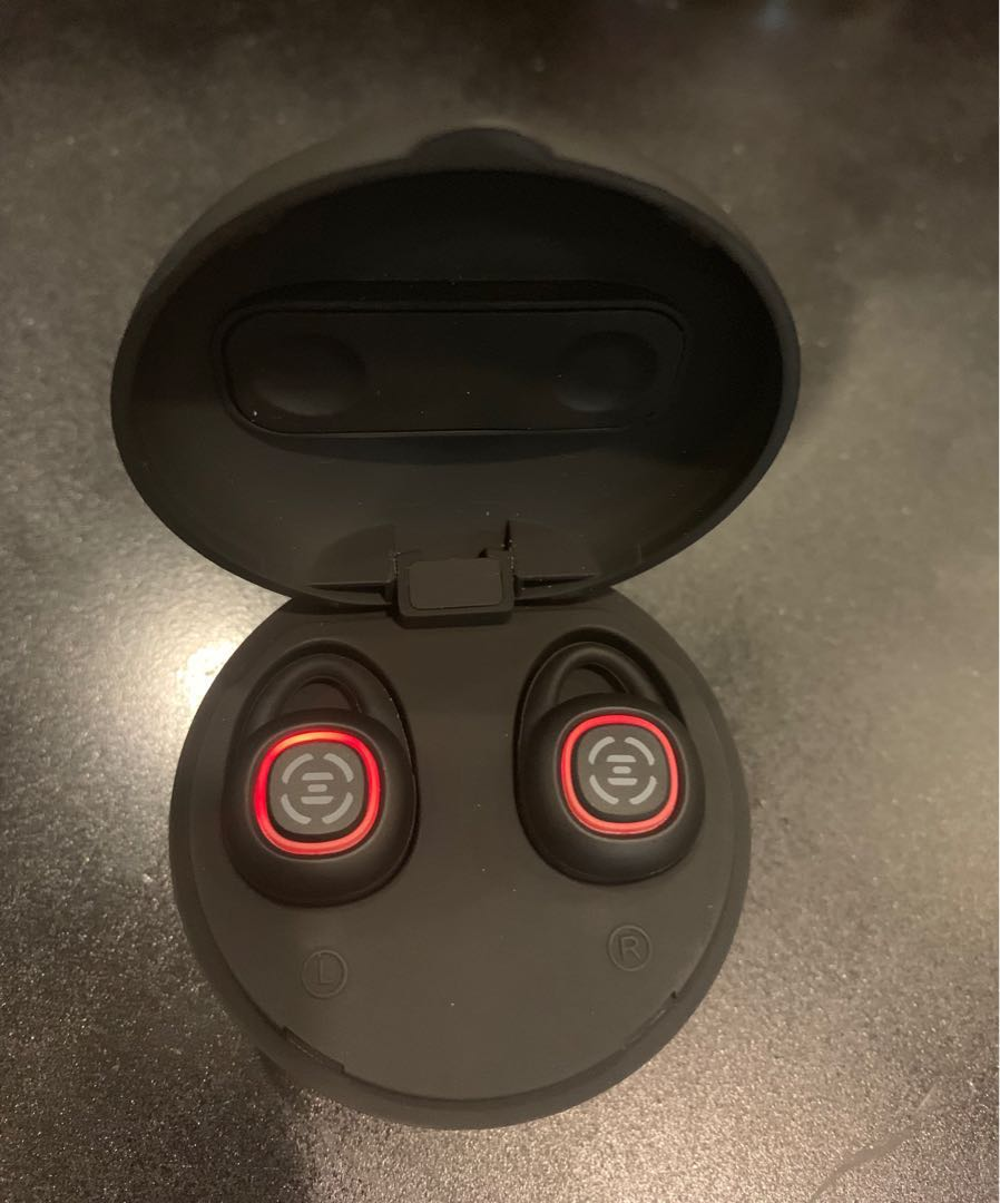 2a4608bcece Escape Sounds True Wireless Earbuds, Electronics, Audio on Carousell