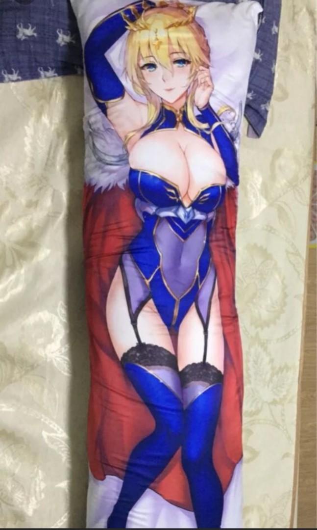 FGO Lancer Artoria cushion body pillow