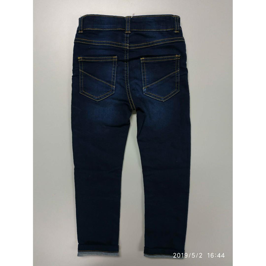 George 267104男童恤衫+牛仔褲