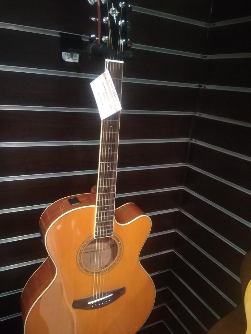 Guitar akustik resmi bisa kredit tanpa DP