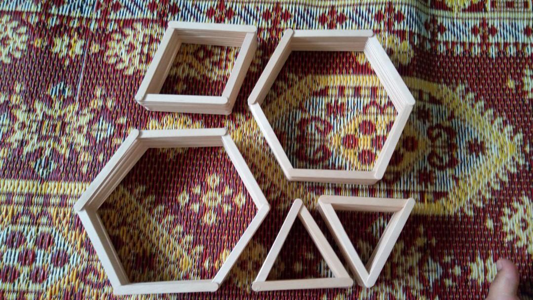 Handmade Decor Wall 1 SET