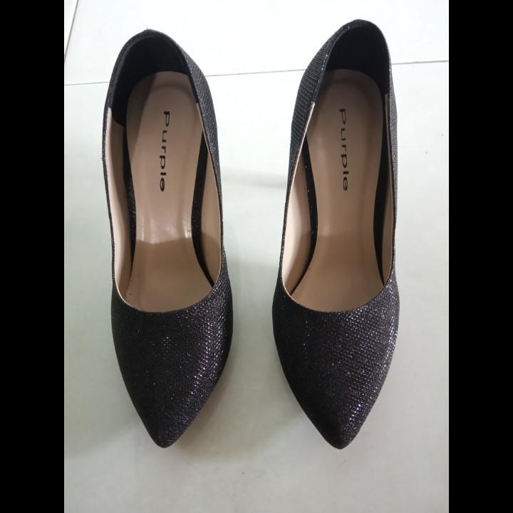 High Heels Purple Size 37cm